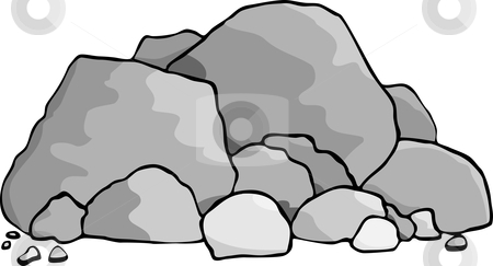 Boulders clipart #18, Download drawings