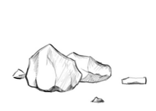 Rock coloring #16, Download drawings