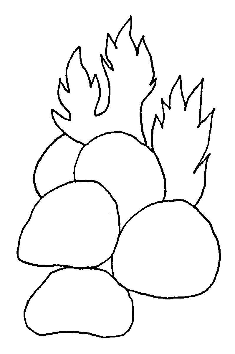 Rock coloring #7, Download drawings