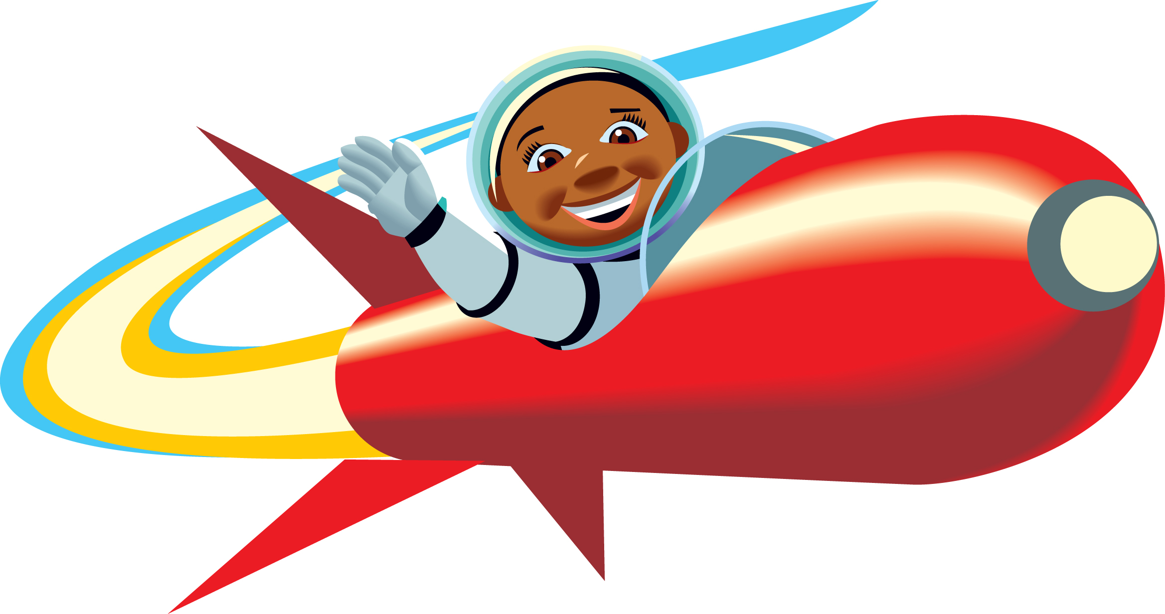 Rocket clipart #1, Download drawings