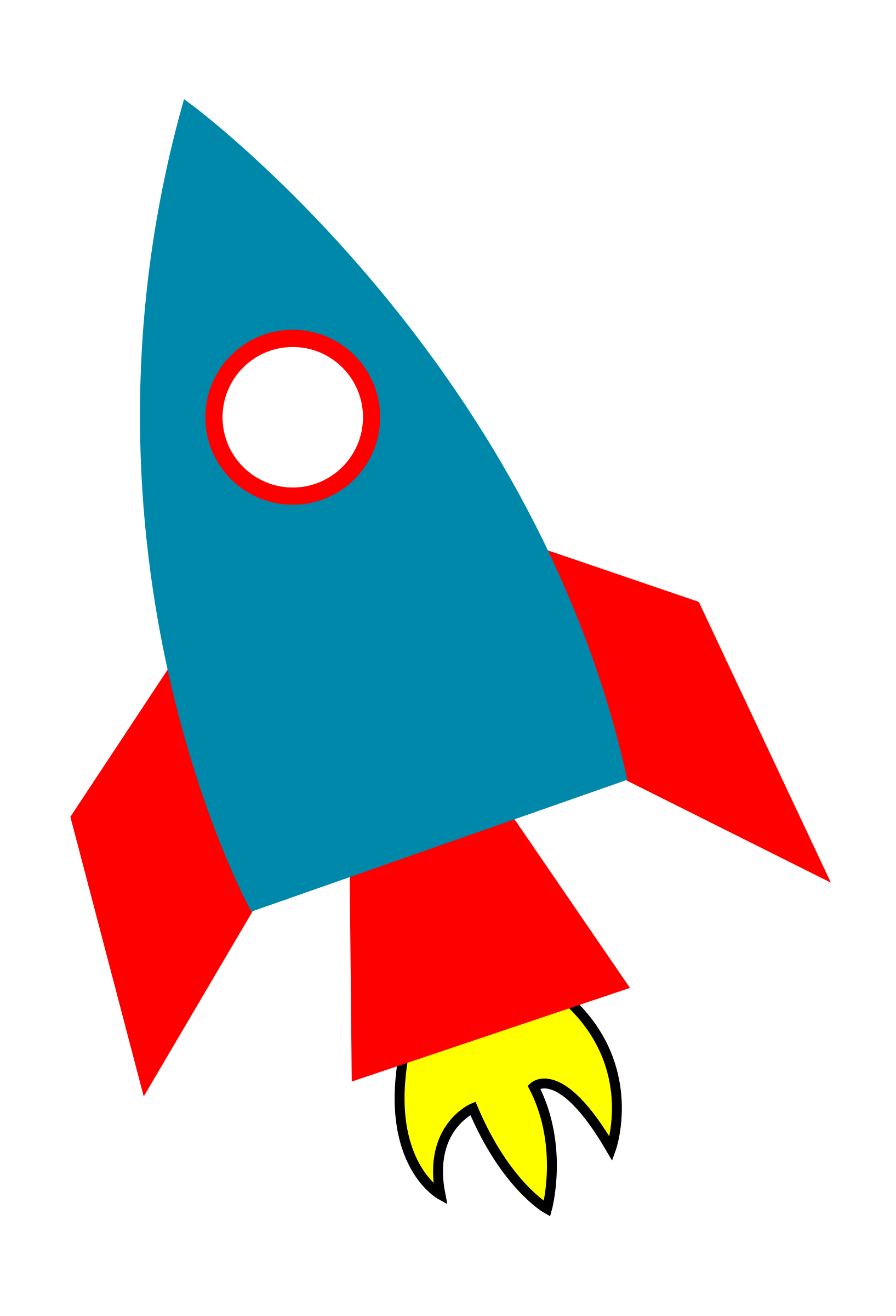Rocket clipart #12, Download drawings