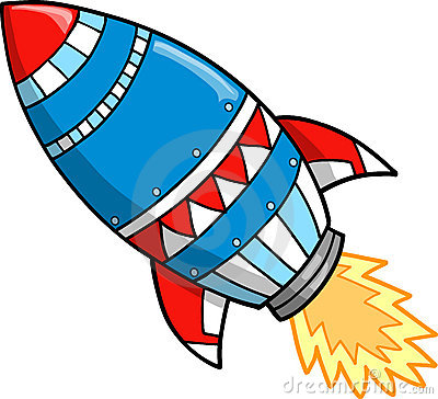 Rocket clipart #18, Download drawings