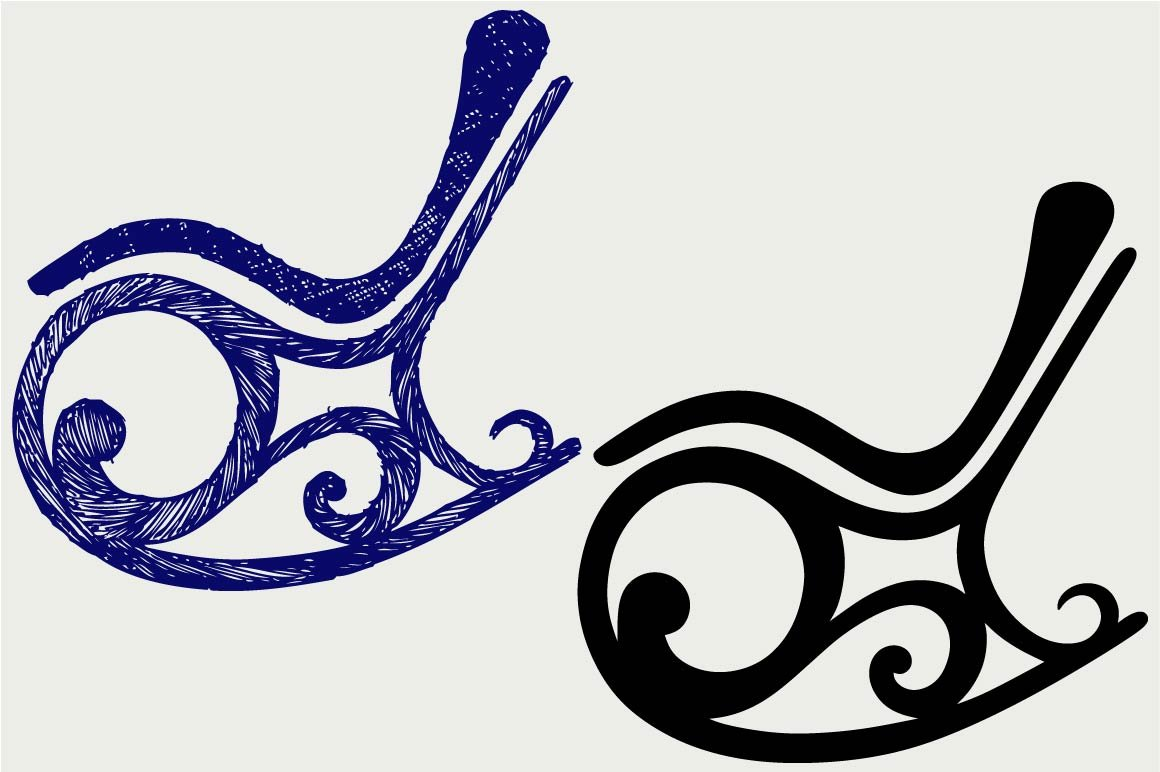 rocking chair svg #841, Download drawings