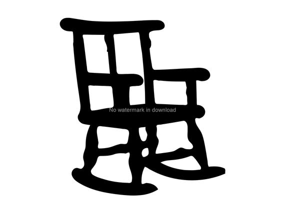 rocking chair svg #842, Download drawings