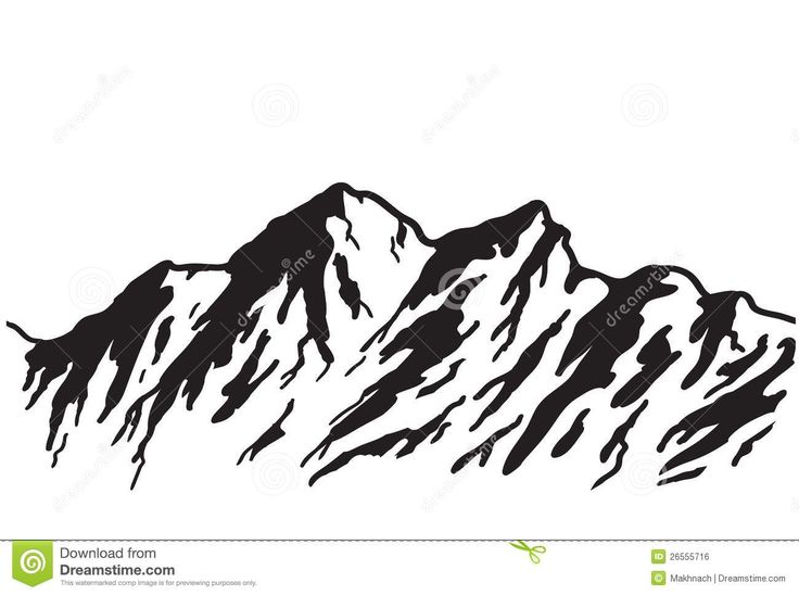 Rocky Mountains clipart #4, Download drawings