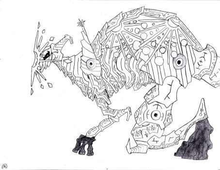 Ro-Kashh coloring #15, Download drawings