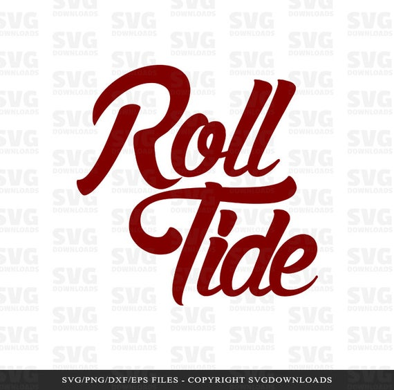 roll tide svg #620, Download drawings