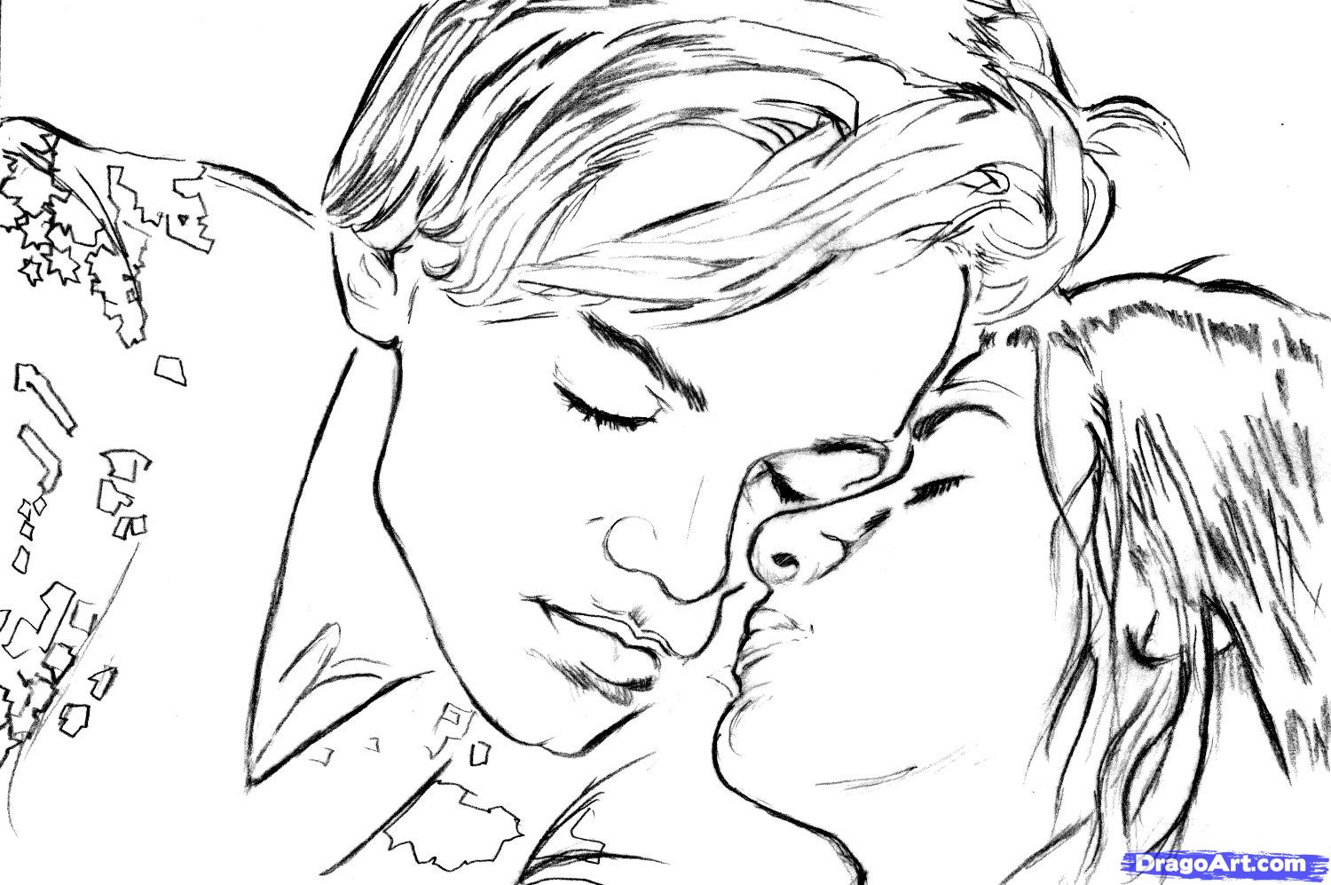 Romeo And Juliet coloring #1, Download drawings