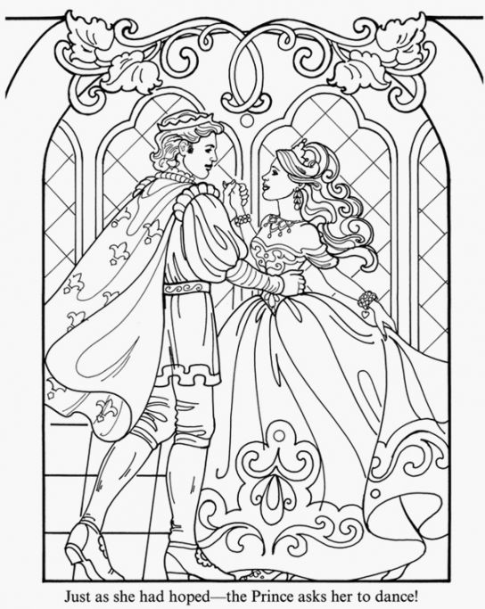 Romeo And Juliet coloring #6, Download drawings