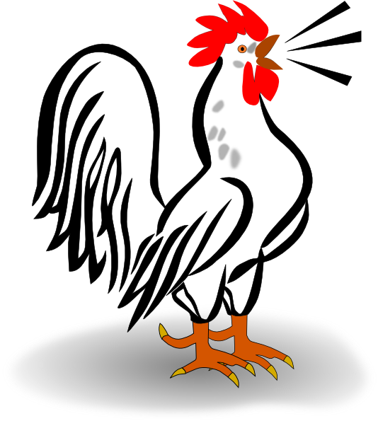 Rooster clipart #7, Download drawings