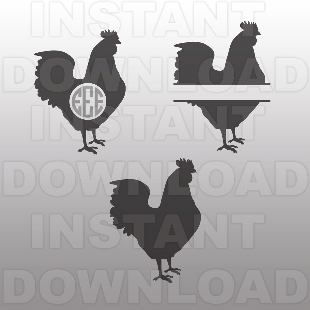 Rooster svg #6, Download drawings