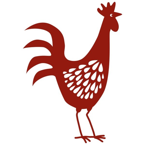 Rooster svg #3, Download drawings
