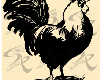 Rooster svg #16, Download drawings