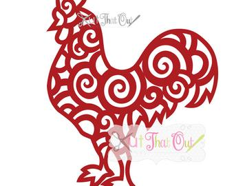 Rooster svg #758, Download drawings
