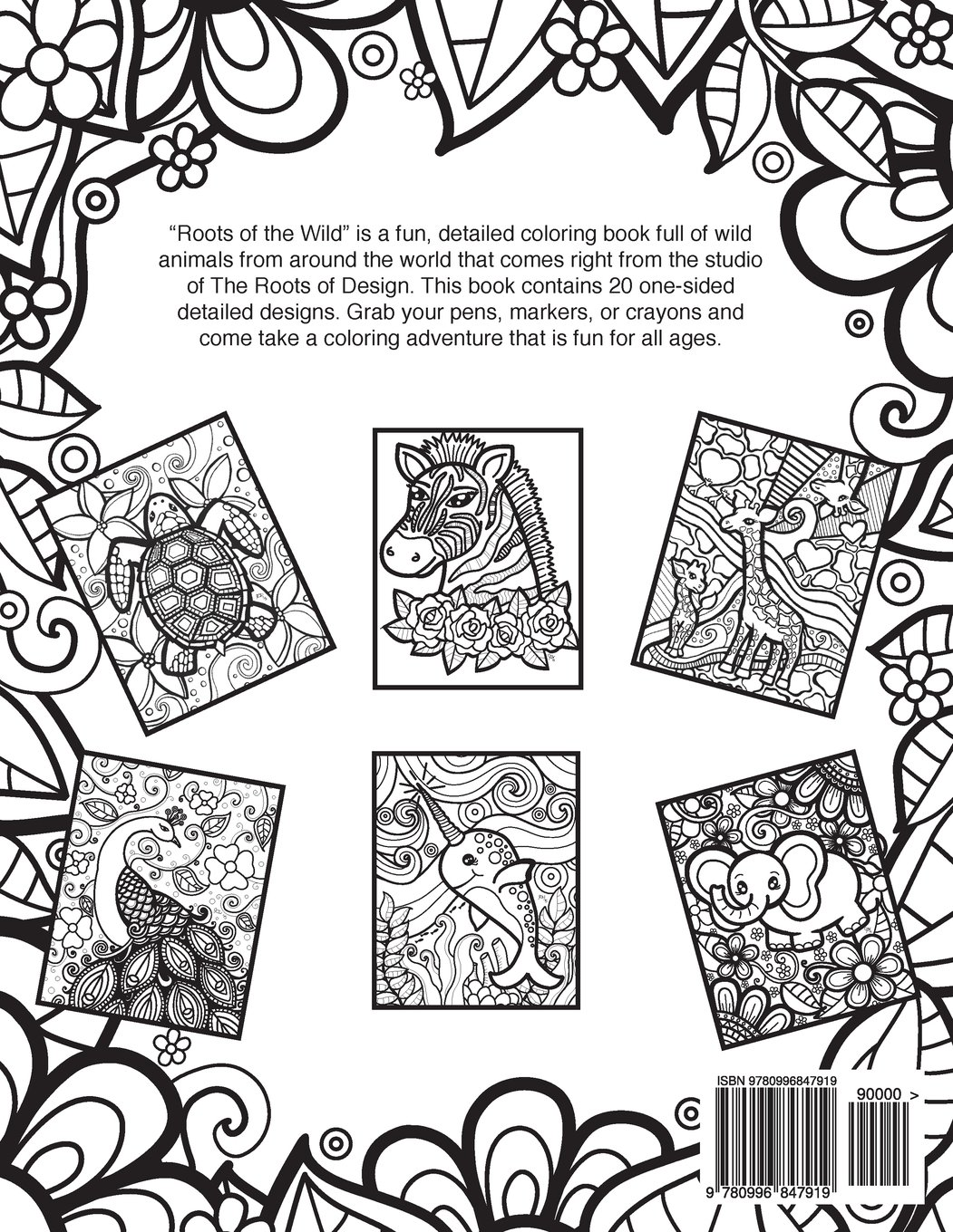 Roots coloring #20, Download drawings