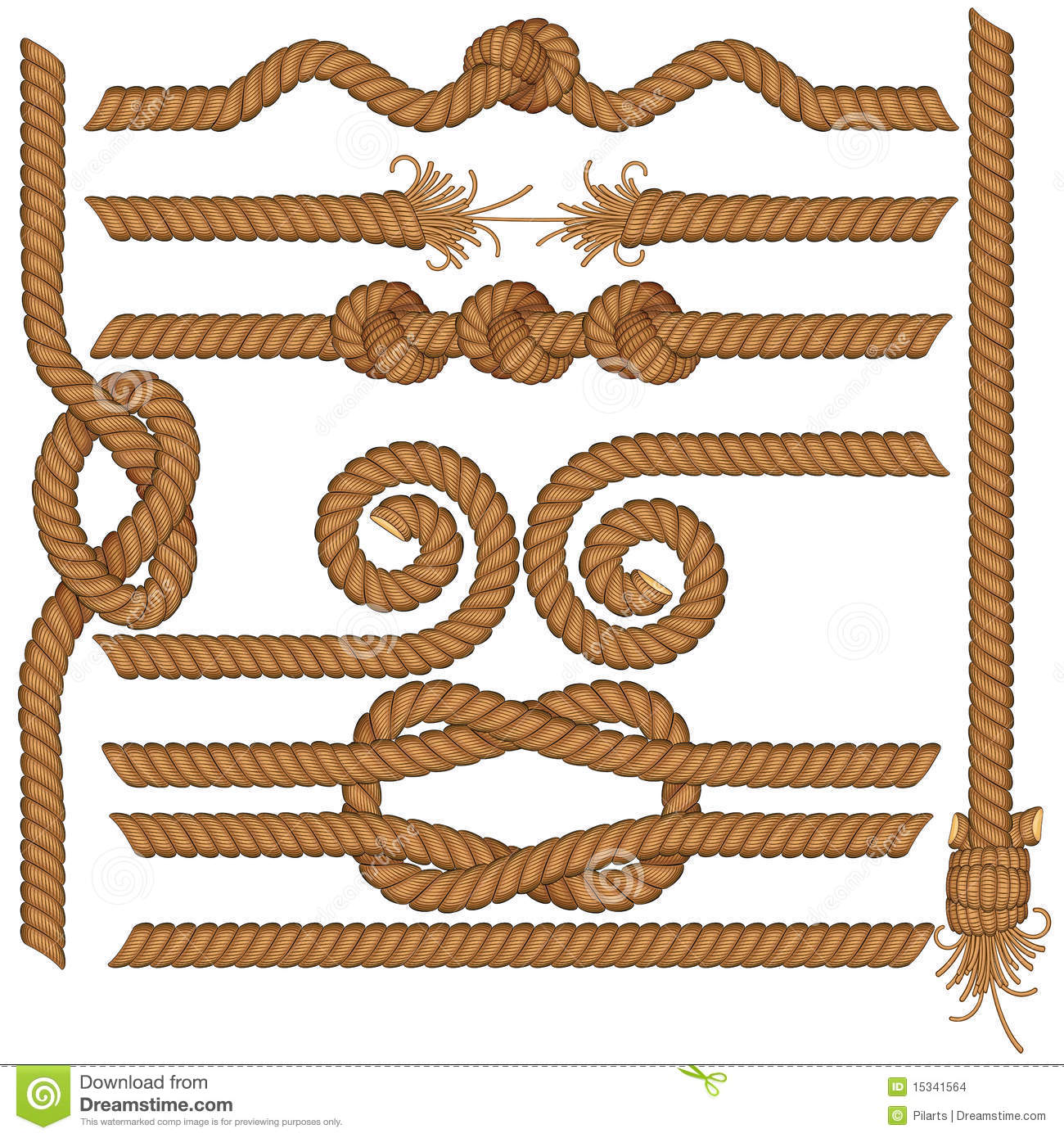 Rope clipart #15, Download drawings