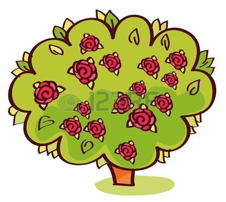 Rose Bush clipart #19, Download drawings
