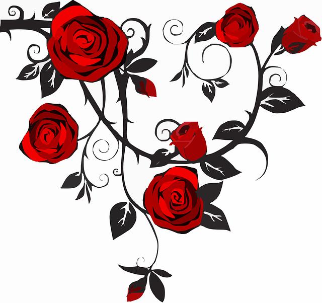 Rose Bush clipart #12, Download drawings