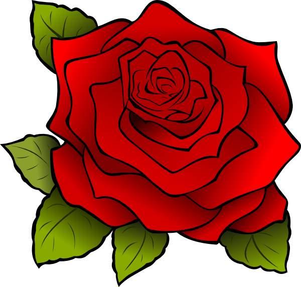 Rose clipart #15, Download drawings