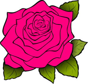 Rose clipart #9, Download drawings