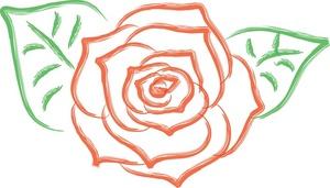 Rose clipart #8, Download drawings