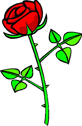 Rose clipart #5, Download drawings