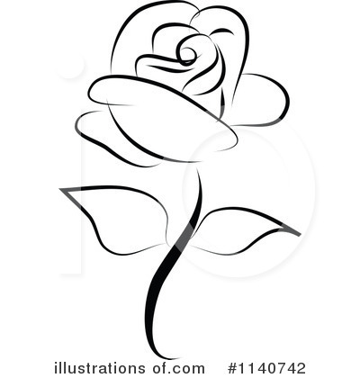 Rose clipart #2, Download drawings