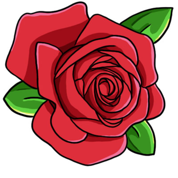Rose clipart #10, Download drawings