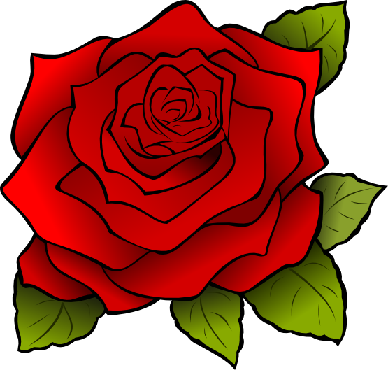 Rose clipart #18, Download drawings