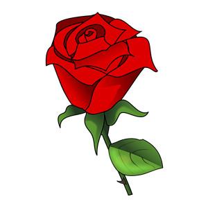 Rose clipart #20, Download drawings