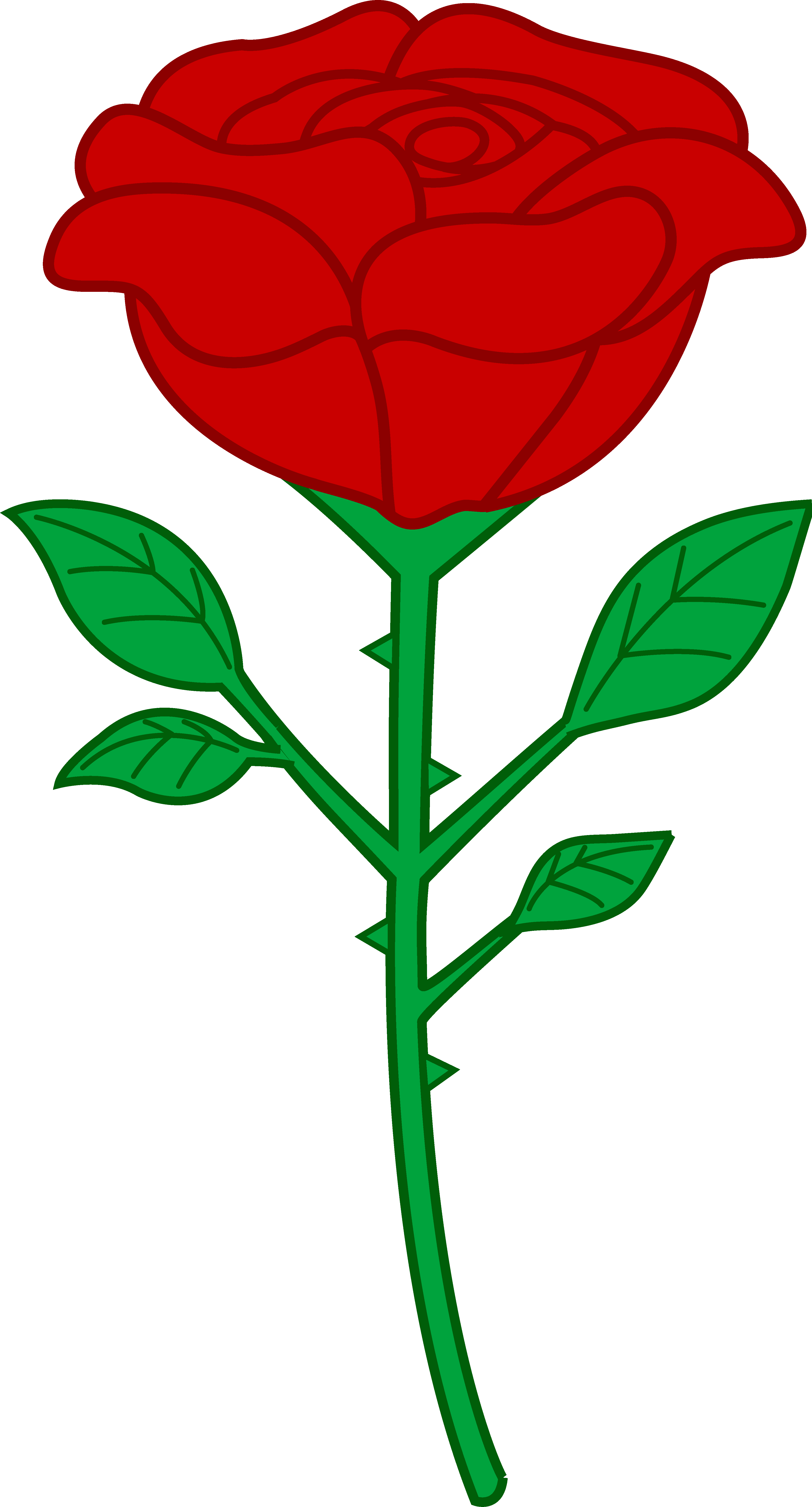 Rose clipart #3, Download drawings
