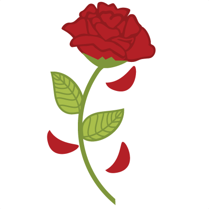 Red Flower svg #10, Download drawings