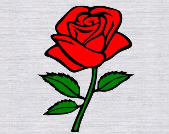 Rose svg #16, Download drawings