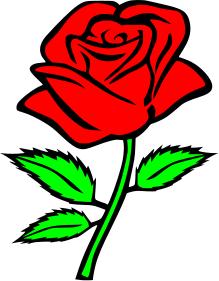 rose svg free #572, Download drawings
