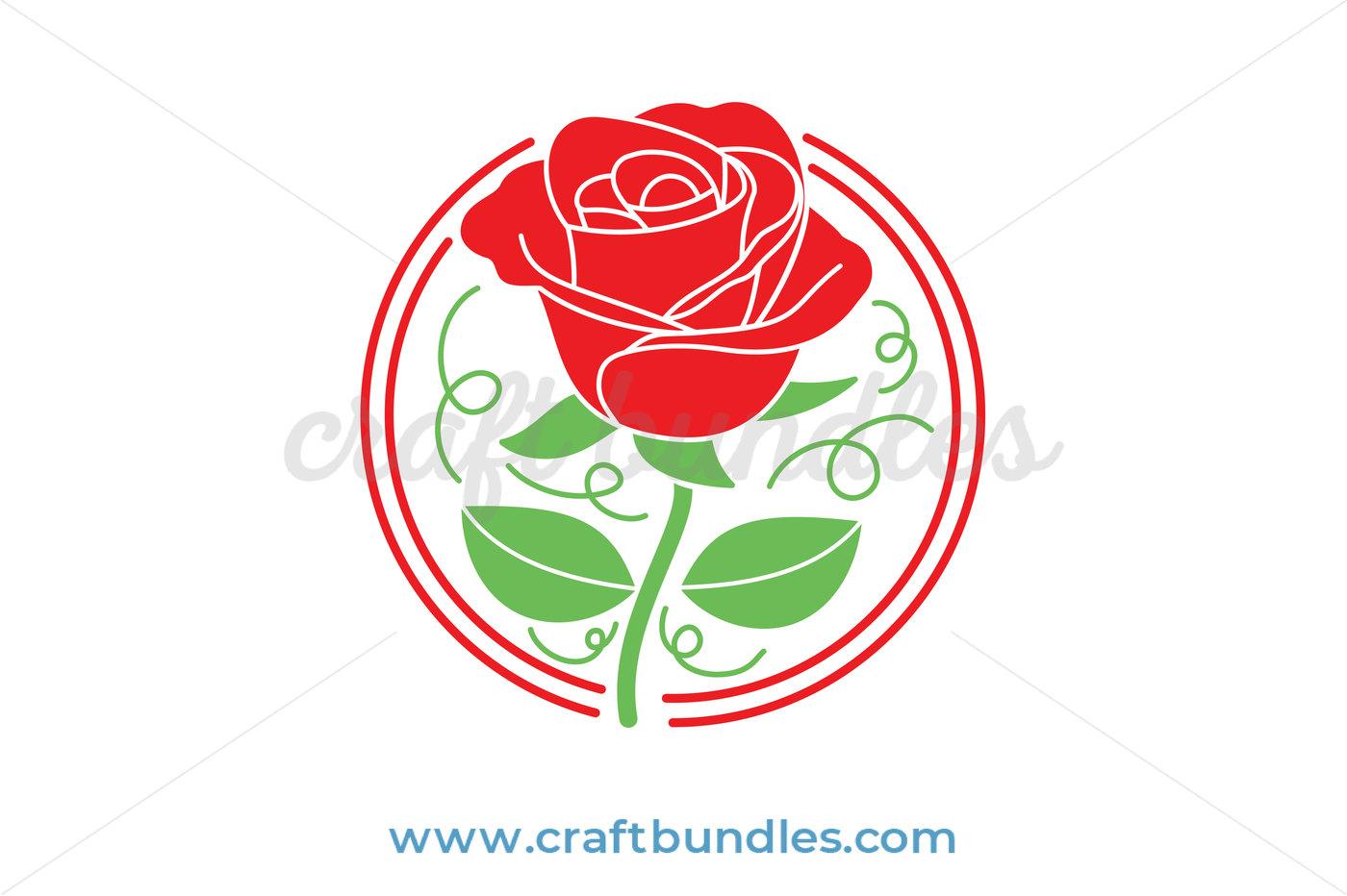 rose svg free #570, Download drawings