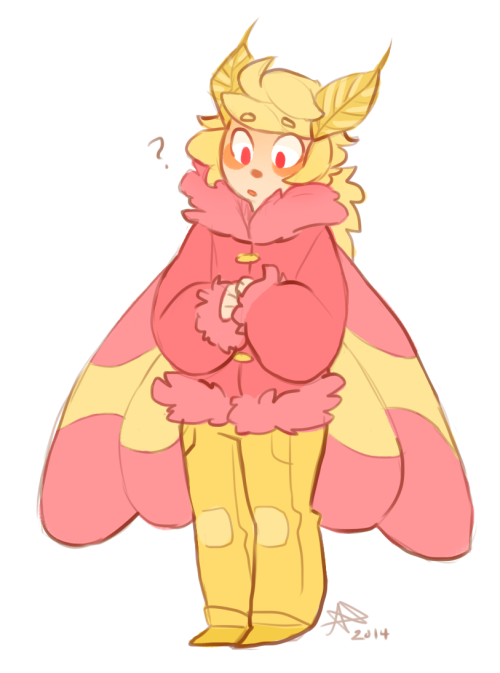 Rosy Maple Moth clipart #12, Download drawings