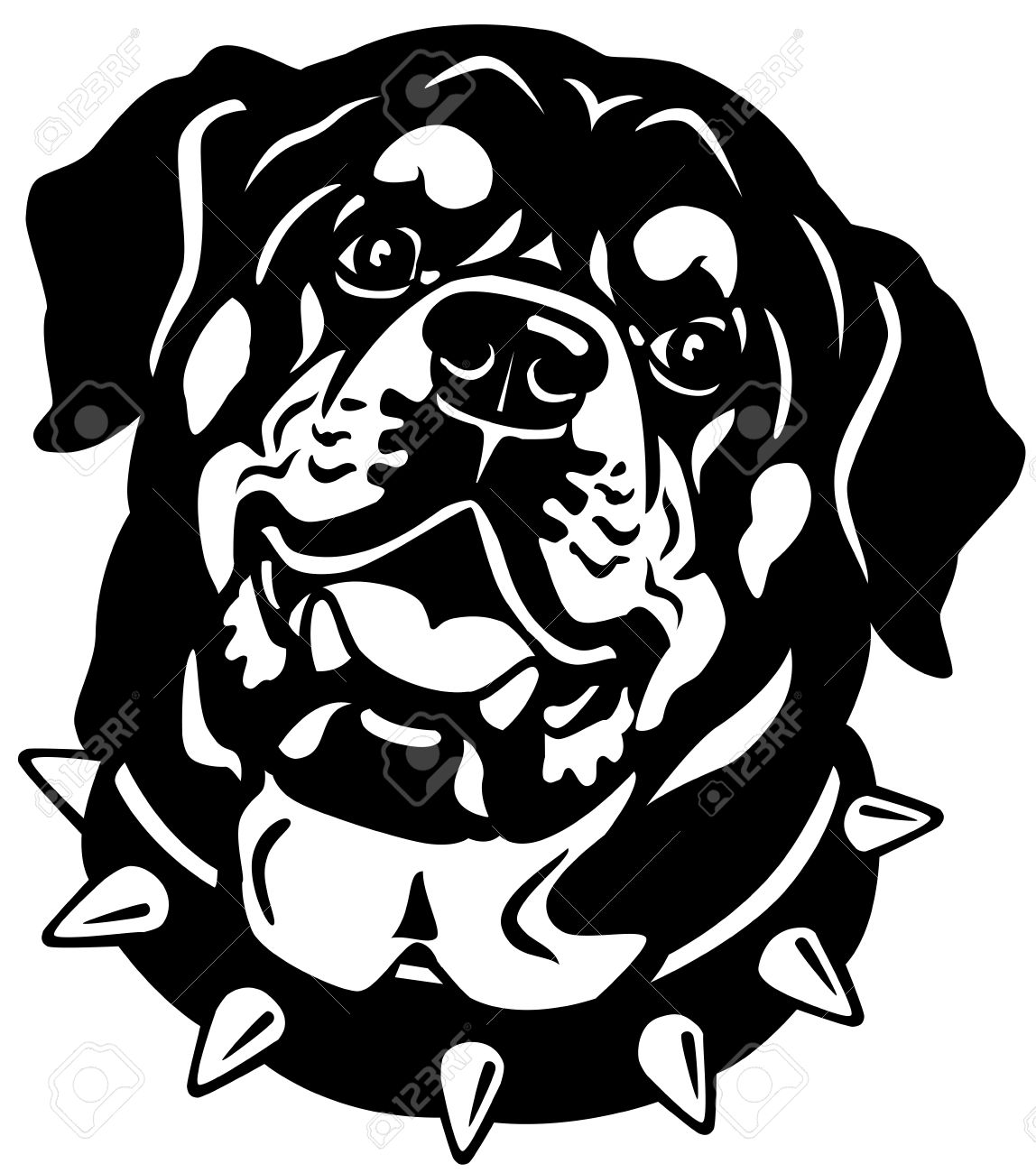 Rottweiler clipart #12, Download drawings