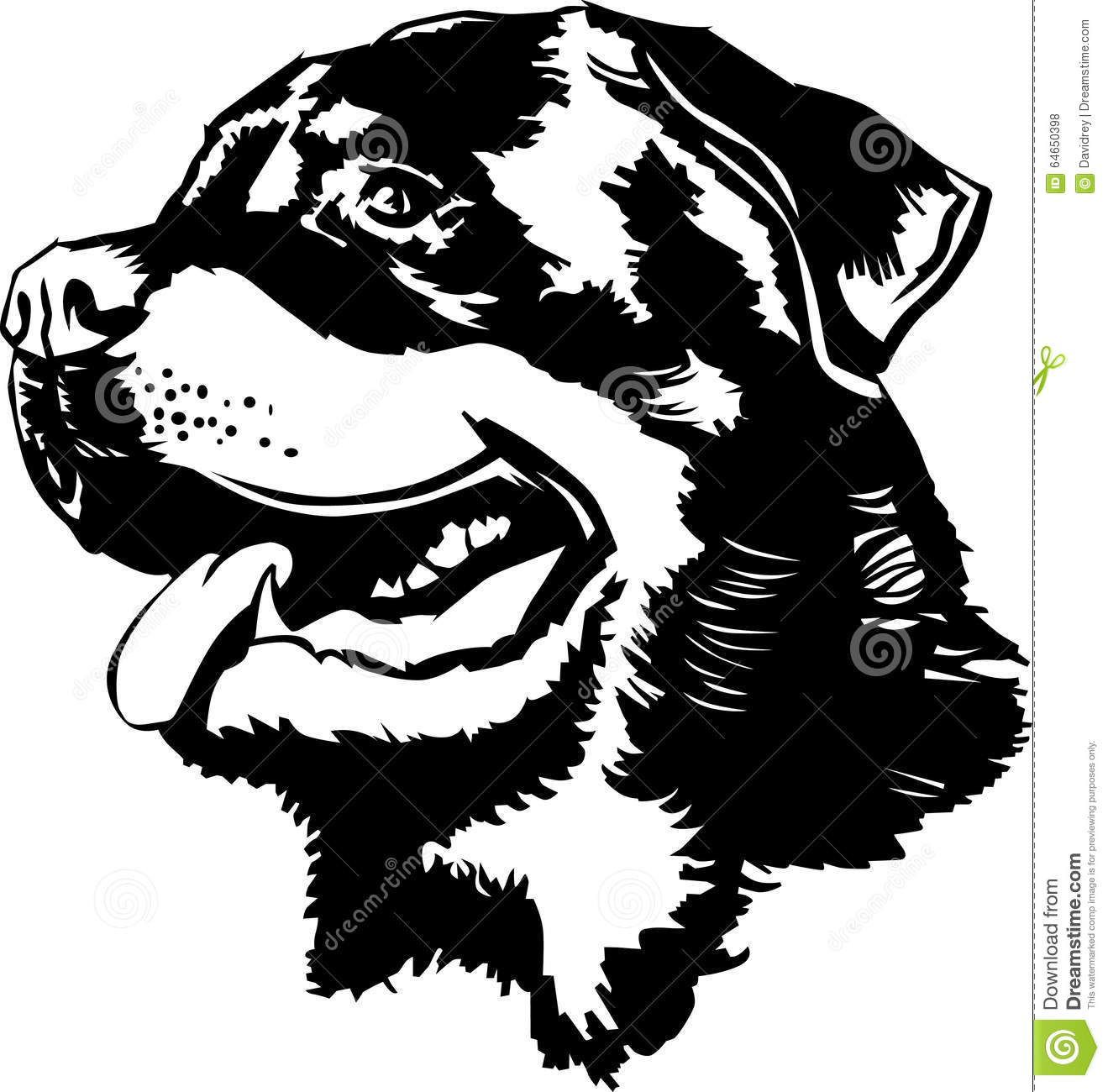 Rottweiler clipart #10, Download drawings