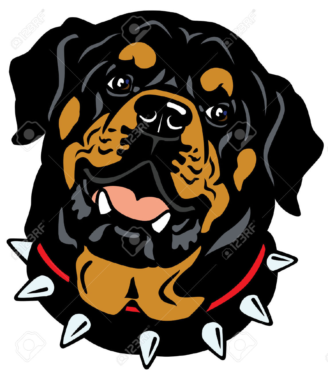 Rottweiler clipart #5, Download drawings