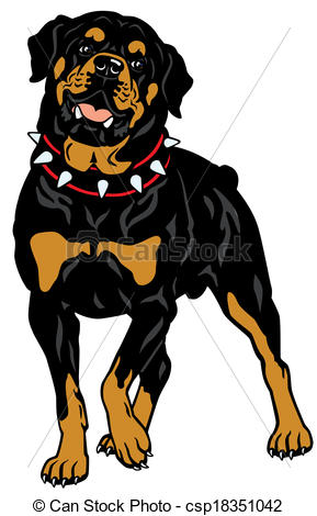 Rottweiler clipart #6, Download drawings