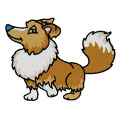 Rough Collie clipart #7, Download drawings