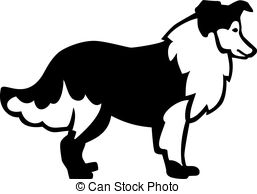 Rough Collie clipart #6, Download drawings