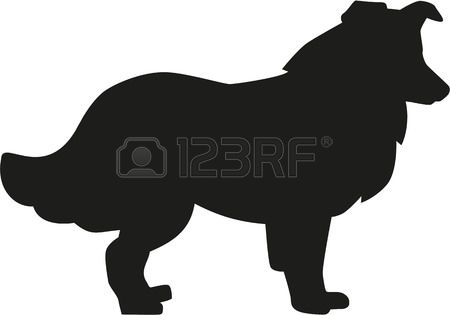 Rough Collie clipart #11, Download drawings