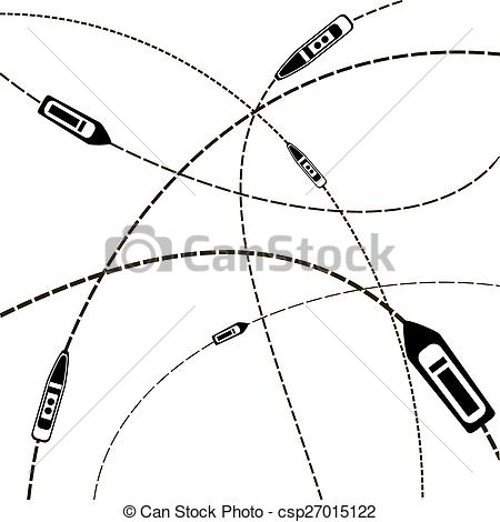 Routes clipart #4, Download drawings