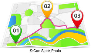 Routes clipart #17, Download drawings