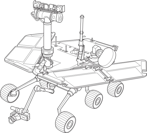Rover clipart #16, Download drawings
