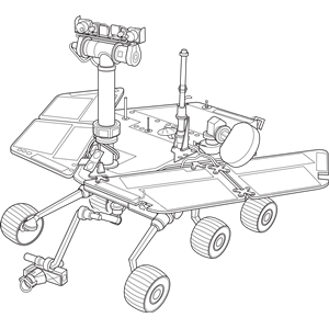 Rover clipart #8, Download drawings