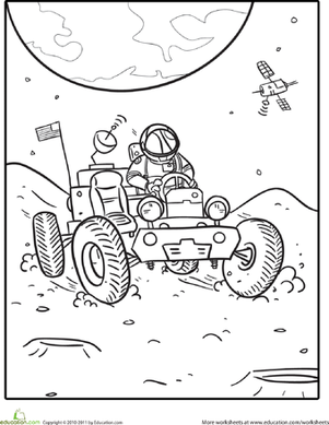 Rover coloring #9, Download drawings