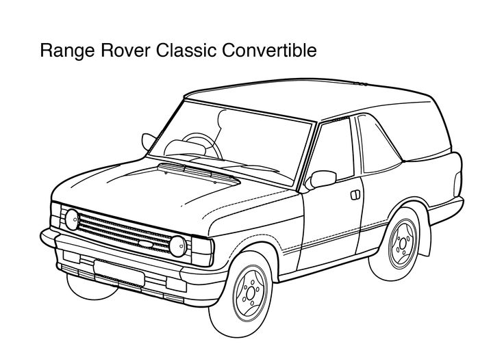 Rover coloring #2, Download drawings
