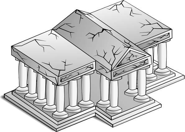 Ruin clipart #12, Download drawings